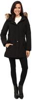 MICHAEL Michael Kors Down w/ Fur Trim Hood M822170T