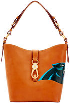 Dooney & Bourke NFL Panthers Lily Bucket