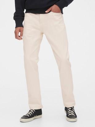 Gap Garment-Dye Slim Jeans