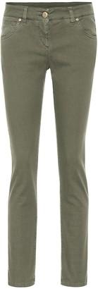 Brunello Cucinelli Stretch cotton skinny jeans