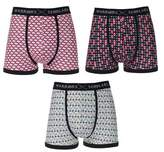 Warriors & Scholars The Best Boxer Brief 3 Pack