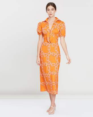 C/Meo Collective Mornings Short Sleeve Dress