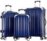 Olympia Stanton 3-Piece Hardside Spinner Luggage Set
