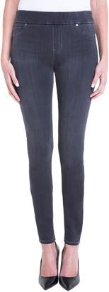 Liverpool Jeans Company Sienna Pull-On Knit Denim Leggings