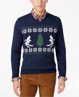 Tommy Hilfiger Men's Saul Ski V-Neck Sweater