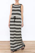 BB Dakota Lucas Stripe Maxi Dress