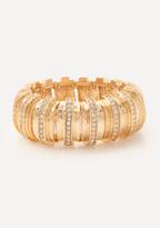 Bebe Sparkling Stretch Bracelet