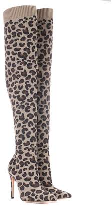 Gianvito Rossi Sauvage over-the-knee boots