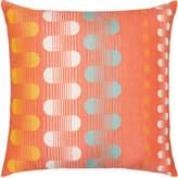 Elaine Smith Polka Stripe Sunbrella Pillow