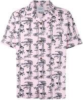 Carhartt pine tree print shirt - men - Cotton - S