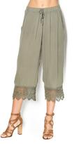 Umgee USA Olive Capri Pants