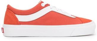 Vans Bold NI suede canvas skate sneakers