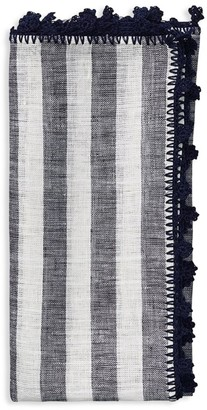Kim Seybert Linea Stripe Linen Napkin