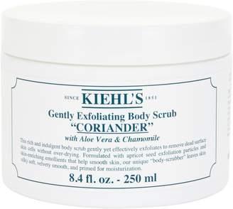 Kiehl's Coriander Gently Exfoliating Body Scrub, 250ml