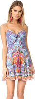 Camilla Sunday Best Tie Front Dress