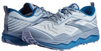 Brooks Caldera 4 (Blue Fog/Poseidon/Grey) Men's Running Shoes