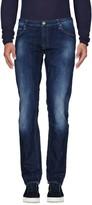 Care Label Denim pants - Item 42606409
