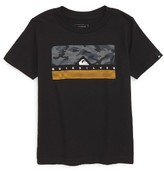 Quiksilver Boy's Jungle Box Graphic T-Shirt