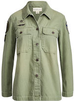 Denim & Supply Ralph Lauren Military Cotton Shirt