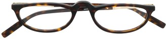 Montblanc Cat-Eye Frame Glasses
