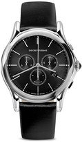 Emporio Armani Swiss Made Stainless Steel Watch, 42mm