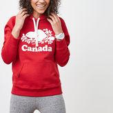 Roots Womens Cooper Canada Kanga Hoody