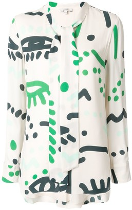 LAYEUR Borden blouse