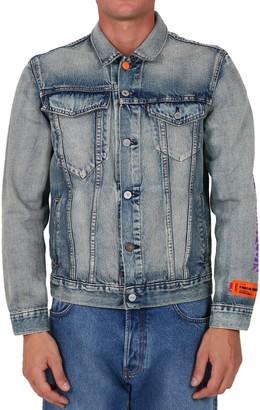 Heron Preston X Levi's Trucker Jacket