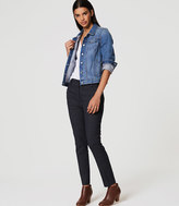 LOFT Tall Pindot Essential Ankle Pants in Marisa Fit