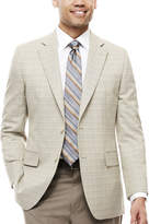 STAFFORD Stafford Travel Year Round Plaid Sport Coat - Classic