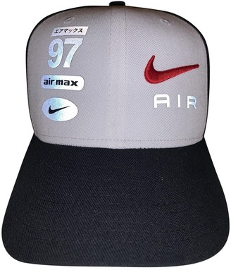 Nike White Cotton Hats & pull on hats