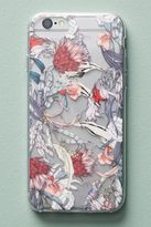 Anthropologie Sketched Songbird iPhone 6/7 Case