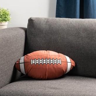 Sure Fit Football Lumbar Pillow