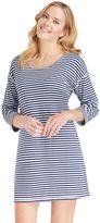 Jockey Women's Pajamas: Striped Sleep Shirt
