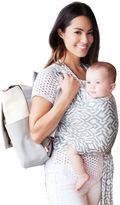 Petunia Pickle Bottom for Moby® Wrap Mazes of Milano Baby Carrier in Stone Grey
