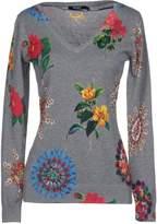 Desigual Sweaters - Item 39843641