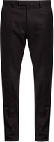 Valentino Straight-leg cotton-gabardine chino trousers