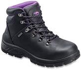 Avenger Safety Footwear Women's 7124 Steel Toe EH WP Hiker