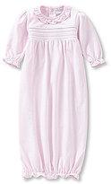 Edgehill Collection Baby Girls Newborn-6 Months Smocked Gown