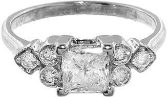 Couture Sethi Princess Cut Solitaire Ring