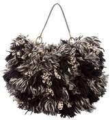 Diane von Furstenberg Stephanie Pom-Pom Bag
