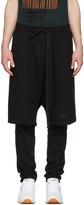 Ueg Black Legging Shorts