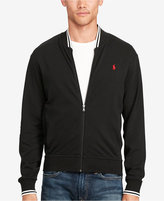Polo Ralph Lauren Men's Big and Tall Knit Bomber Jacket