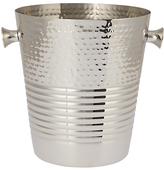 John Lewis Hammered Ridge Champagne Bucket
