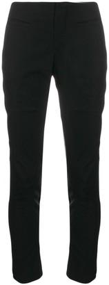 Yohji Yamamoto Cropped Panelled Trousers
