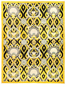 Bloomingdale's Solo Rugs Suzani Area Rug, 8' x 10'