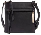Vince Camuto Felax Leather Crossbody Bag - Black