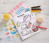 Pottery Barn Kids Green Toys - Cupcakes Coloring & Activity Kit
