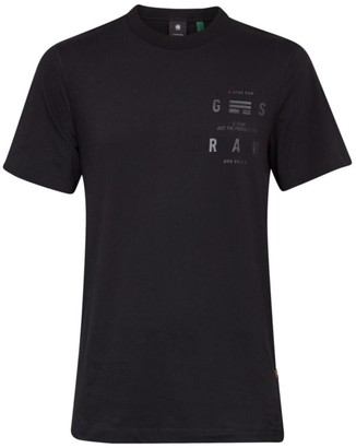 G Star Logo Polo Shirt