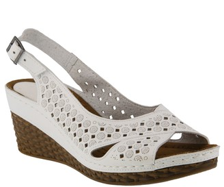 Spring Step Flexus by Slingback Sandals - Michalis